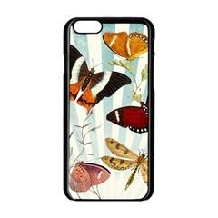 Butterfly 1064147 960 720 Apple Iphone 6/6s Black Enamel Case by vintage2030