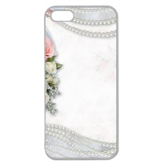 Background 1362160 1920 Apple Seamless Iphone 5 Case (clear) by vintage2030
