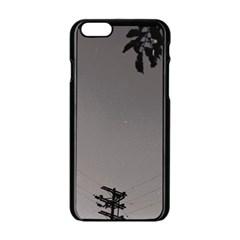 Stop Action Pigeon Apple Iphone 6/6s Black Enamel Case by snowwhitegirl