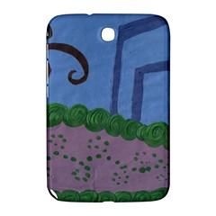 Purple Shoe Samsung Galaxy Note 8 0 N5100 Hardshell Case  by snowwhitegirl