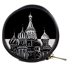 Moscow Mini Makeup Bags by Valentinaart