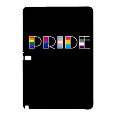 Pride Samsung Galaxy Tab Pro 12 2 Hardshell Case by Valentinaart