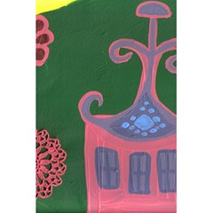 The Biggest Pink House 5 5  X 8 5  Notebooks by snowwhitegirl