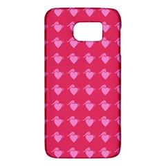 Punk Heart Pink Galaxy S6 by snowwhitegirl