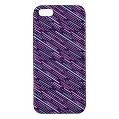Silly Stripes Iphone 5s/ Se Premium Hardshell Case by snowwhitegirl