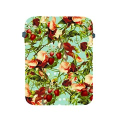 Fruit Blossom Apple Ipad 2/3/4 Protective Soft Cases by snowwhitegirl
