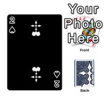 Kingdom hearts - Playing Cards 54 Designs
