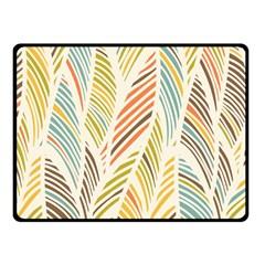 Decorative  Seamless Pattern Fleece Blanket (small) by TastefulDesigns