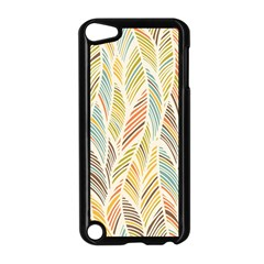 Decorative  Seamless Pattern Apple Ipod Touch 5 Case (black) by TastefulDesigns