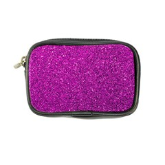 Pink  Glitter Coin Purse by snowwhitegirl
