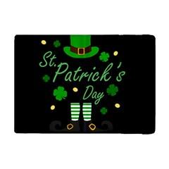 St Patricks Leprechaun Ipad Mini 2 Flip Cases by Valentinaart