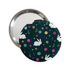 Easter Bunny  2 25  Handbag Mirrors by Valentinaart