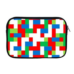 Geometric Maze Chaos Dynamic Apple Macbook Pro 17  Zipper Case by Nexatart