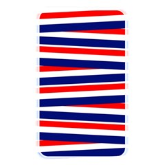 Red White Blue Patriotic Ribbons Memory Card Reader by Nexatart