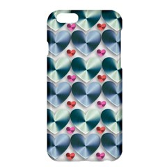Valentine Valentine S Day Hearts Apple Iphone 6 Plus/6s Plus Hardshell Case by Nexatart
