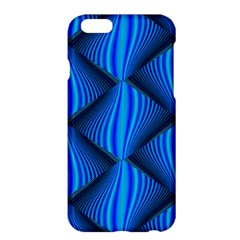 Abstract Waves Motion Psychedelic Apple Iphone 6 Plus/6s Plus Hardshell Case by Nexatart