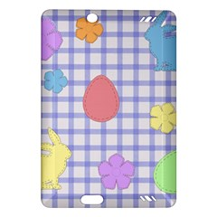Easter Patches  Amazon Kindle Fire Hd (2013) Hardshell Case by Valentinaart