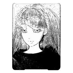 Girl Ipad Air Hardshell Cases by snowwhitegirl