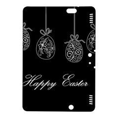 Easter Eggs Kindle Fire Hdx 8 9  Hardshell Case by Valentinaart