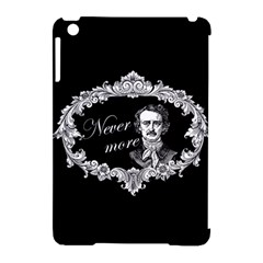 Edgar Allan Poe    Never More Apple Ipad Mini Hardshell Case (compatible With Smart Cover) by Valentinaart
