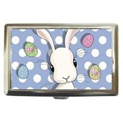 Easter Bunny  Cigarette Money Cases by Valentinaart