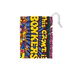 Bonkers Bag - Drawstring Pouch (Small)