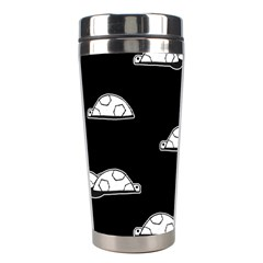 Turtle Stainless Steel Travel Tumblers by ValentinaDesign