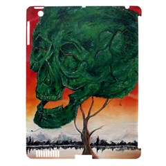 Skull Hedge Apple Ipad 3/4 Hardshell Case (compatible With Smart Cover) by redmaidenart
