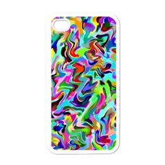 Artwork By Patrick Pattern 9 Apple Iphone 4 Case (white)
