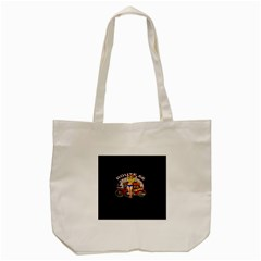 Route 66 Tote Bag (cream) by ArtworkByPatrick