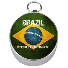 Football World Cup Silver Compasses by Valentinaart