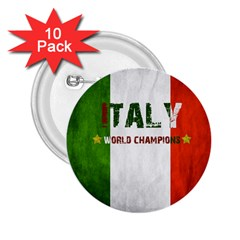 Football World Cup 2 25  Buttons (10 Pack)  by Valentinaart