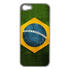 Football World Cup Apple Iphone 5 Case (silver) by Valentinaart