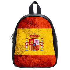 Football World Cup School Bag (small) by Valentinaart