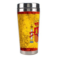 Football World Cup Stainless Steel Travel Tumblers by Valentinaart
