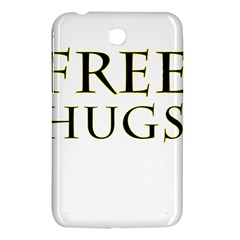 Freehugs Samsung Galaxy Tab 3 (7 ) P3200 Hardshell Case  by cypryanus