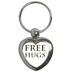 Freehugs Key Chains (heart)  by cypryanus