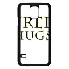 Freehugs Samsung Galaxy S5 Case (black) by cypryanus