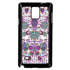 Alien Sweet As Candy Samsung Galaxy Note 4 Case (black) by pepitasart