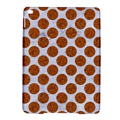 Circles2 White Marble & Rusted Metal (r) Ipad Air 2 Hardshell Cases by trendistuff