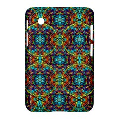 Pattern 16 Samsung Galaxy Tab 2 (7 ) P3100 Hardshell Case  by ArtworkByPatrick