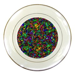 Artwork By Patrick Pattern 31 1 Porcelain Plates by ArtworkByPatrick