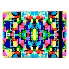 Artwork By Patrick  Colorful 1 Samsung Galaxy Tab Pro 12 2  Flip Case