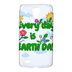 Earth Day Galaxy S4 Active by Valentinaart
