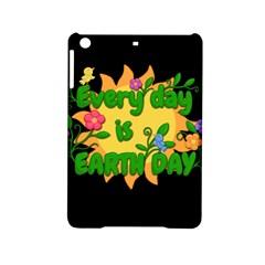 Earth Day Ipad Mini 2 Hardshell Cases by Valentinaart