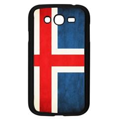 Iceland Flag Samsung Galaxy Grand Duos I9082 Case (black) by Valentinaart