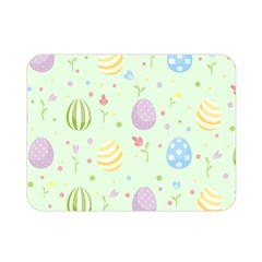 Easter Pattern Double Sided Flano Blanket (mini)  by Valentinaart