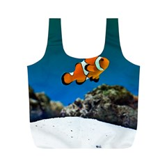 Clownfish 1 Full Print Recycle Bags (m)