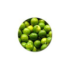Limes 1 Golf Ball Marker (10 Pack)