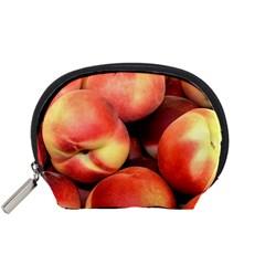 Peaches 1 Accessory Pouches (small)  by trendistuff